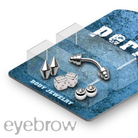 Bonus Pack 16g Eyebrow