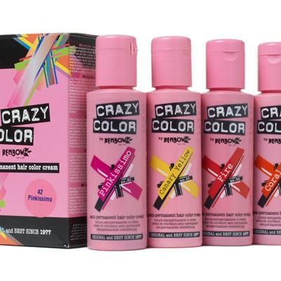 Crazy Colour Hair Dye