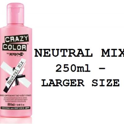 Crazy Colour Neutral Mix