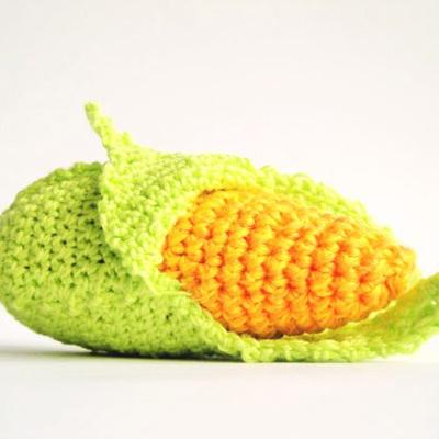 Crochet Sweetcorn