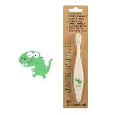Jack and Jill - Dino toothbrush