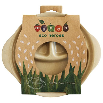 Munch Eco Hero Section Plate