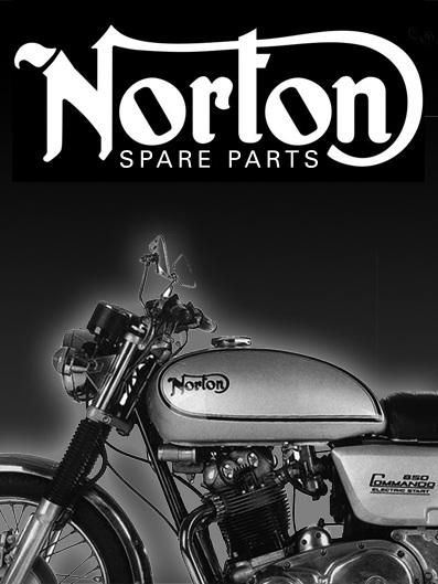 Norton Parts - Unsorted