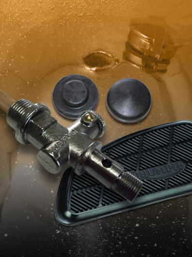 Petrol & Oil Tank Fittings