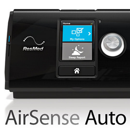 Resmed AirSense 10 AUTOSET system with free wireless connection