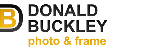 Donald Buckley photo & frame