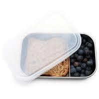 U Konserve rectangular divided lunchbox